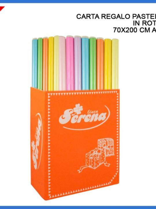 Rotolo Carta Pastello 0.7X2.00Mt