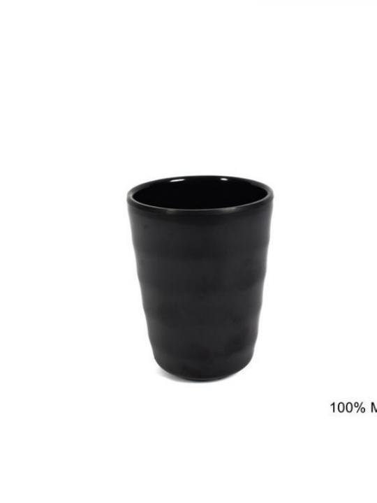 Bicchiere Melamina Neri Dua 8.2X11Cm
