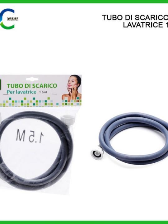 Tubo Scarica Acqua Per Lavatrice 1.5Mt