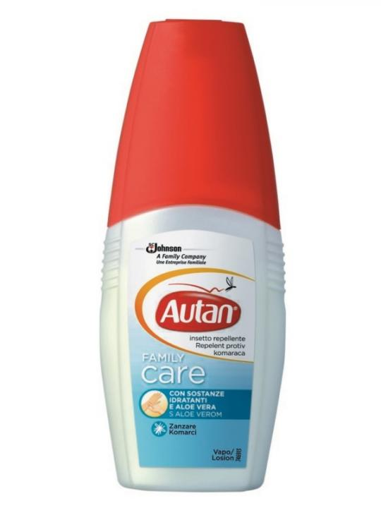Autan Family Care 100Ml Vapo