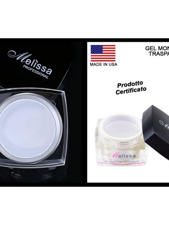 Melissa Gel Monofase Trasparente  30Ml