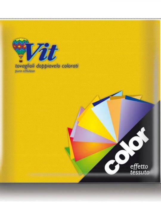 Vit Tov. 33X33 Giallo