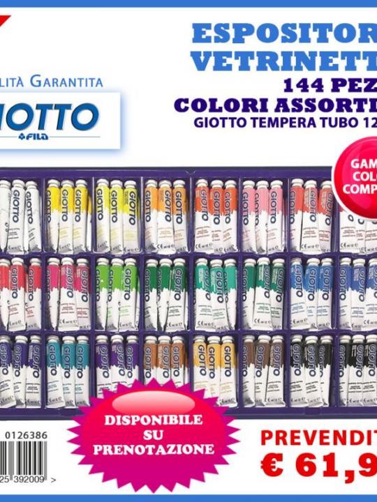 Giotto Tempera T.4