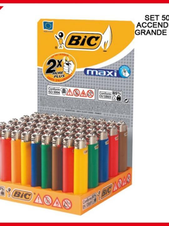 Bic Accendini J26 Grande S/Reg