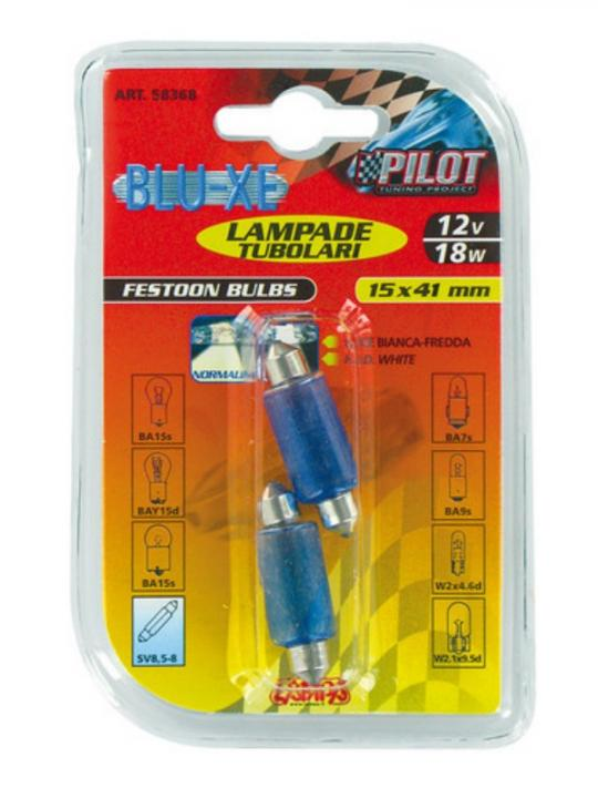 Cp.Lamp.Tubol.18W 15X41 Bluxe