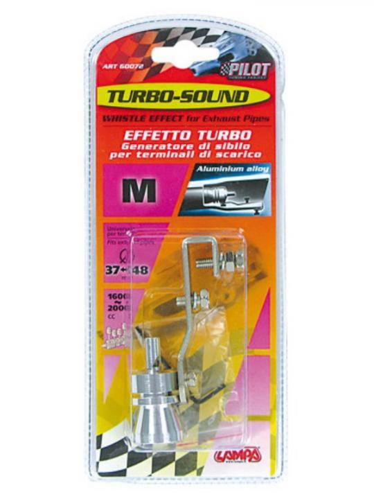 Turbo-Whistler Per Terminali 37-48Mm Dia