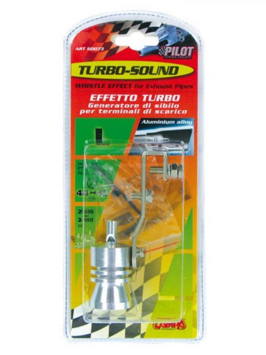 Turbo-Whistler Per Terminali 44-45Mm Dia