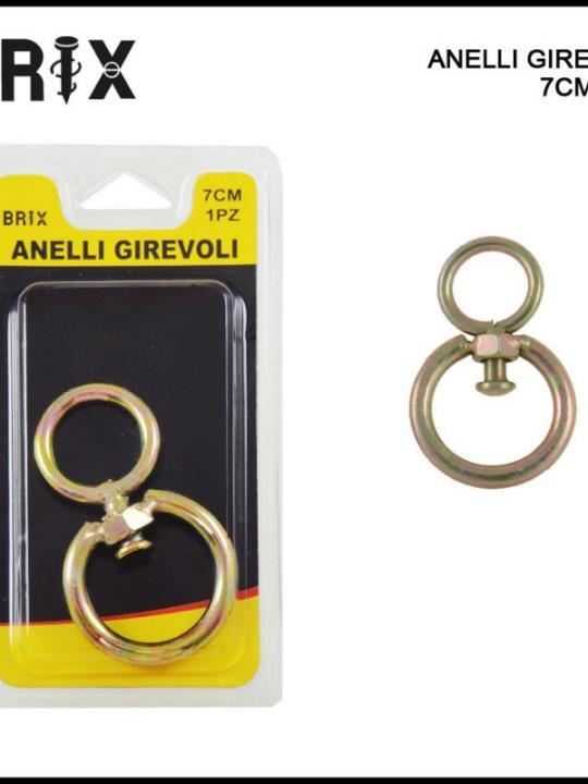 Anelli Girevoli 7Cm