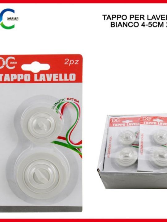Filtrilavello 4Pz C/Tappo 2Pz