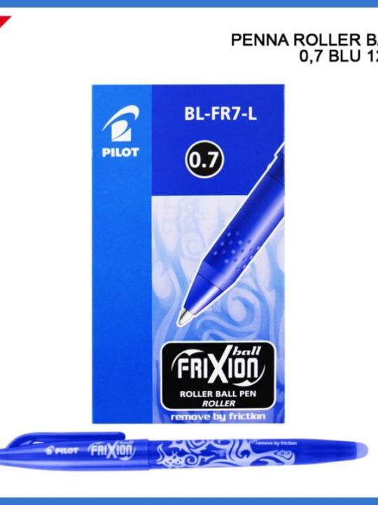 Pilot Penna Roller Frixion 0.7Mm Blu