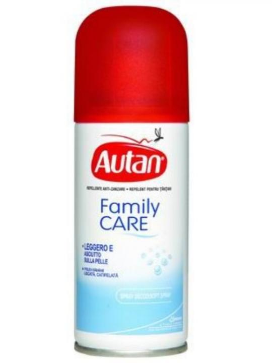 Autan Family Care Spray 100Ml