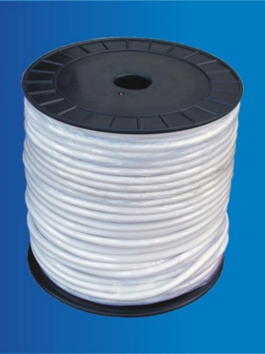 Cavo Elettrico Bianco F3G 1.50Mm-100Mt