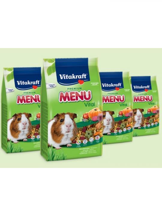 Vitakraft Menu Vital Per Porc.D India Kg