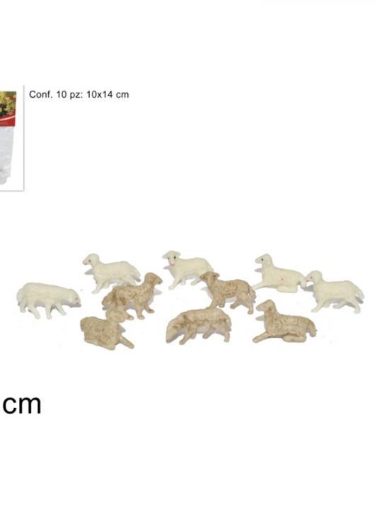 Bustine 10 Pecore