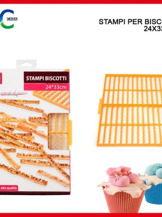 Stampi Per Biscotti 24X33Cm