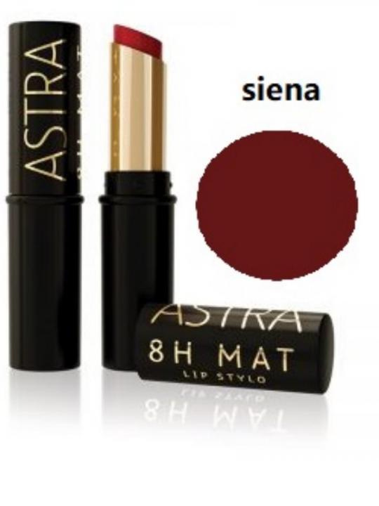 Astra 8H Mat Lip Stylo Siena 004