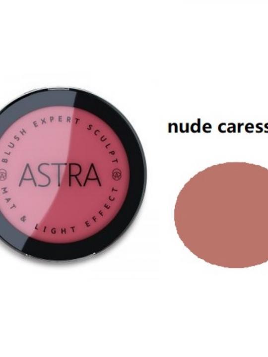 Astra Blush Expert Mat Effect Nude Cares