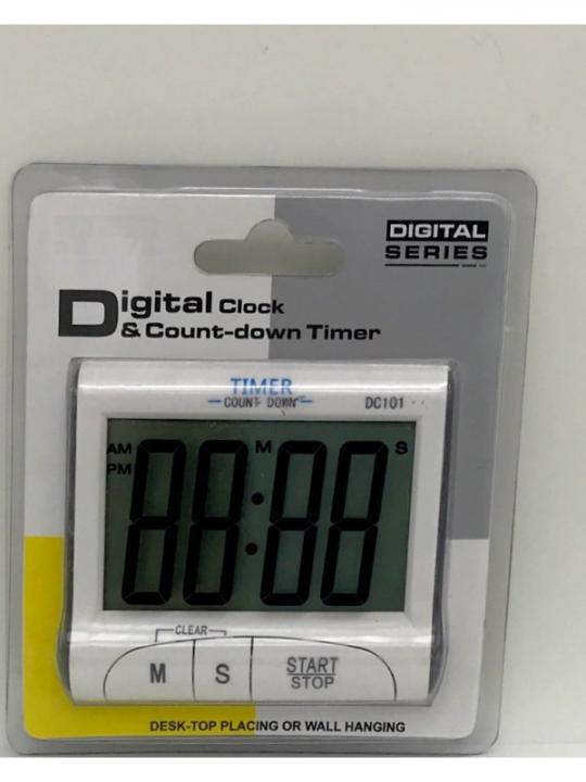 Timer Digitale Dc101
