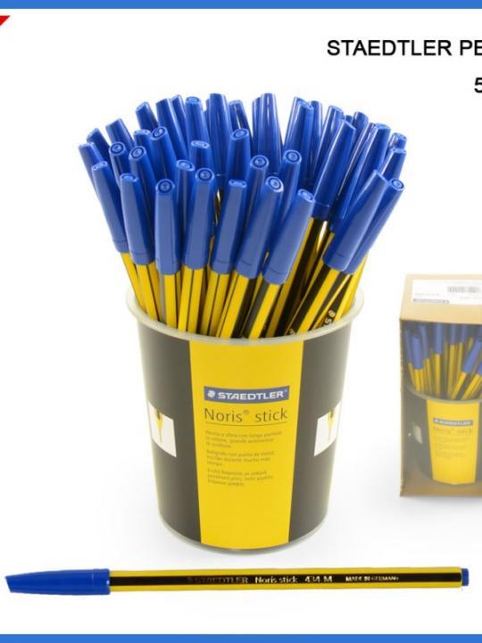 Penne Staedtler Blu