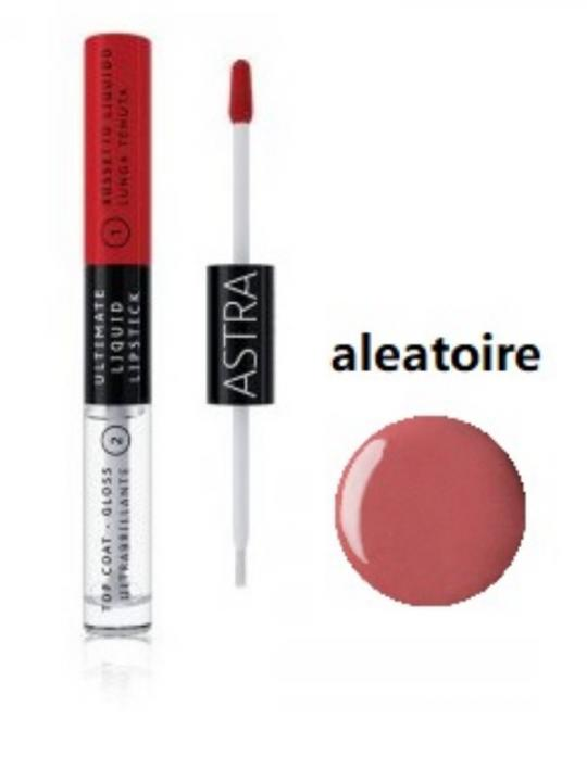 Astra Ultimate Liquid Lipstick Aleatoire